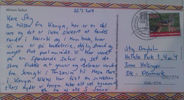 Sanna postcard 1