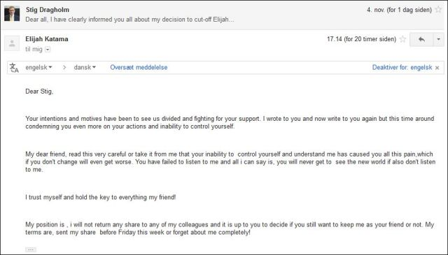Elijah email 041114
