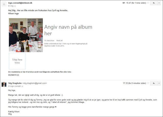 Email fra Inge 161114
