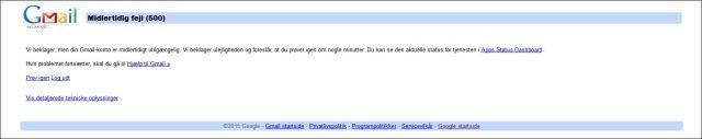 Google fejl 140115
