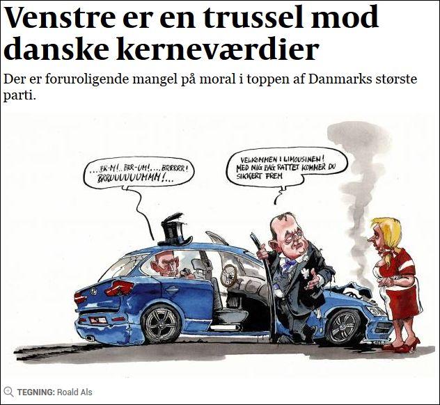 Politiken 290115 Venstre