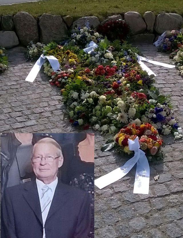 John blomster Helsingør Kirkegård 220315-2
