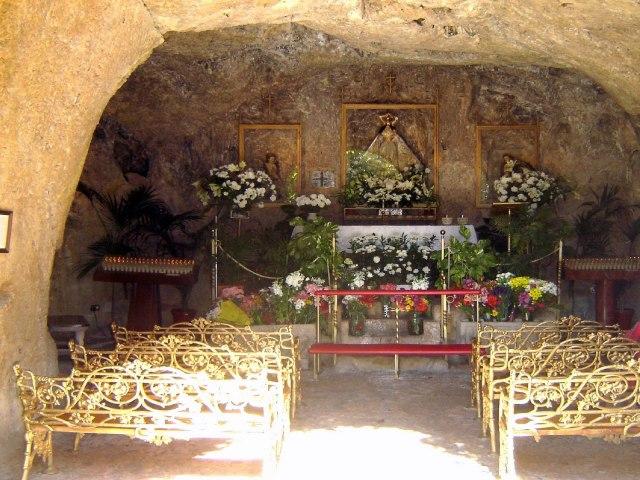 Mijas - Ermita de la Virgen de la Peña
