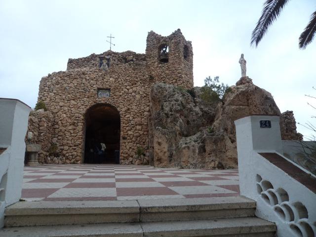 Capella Virgen de la Pena Mijas2