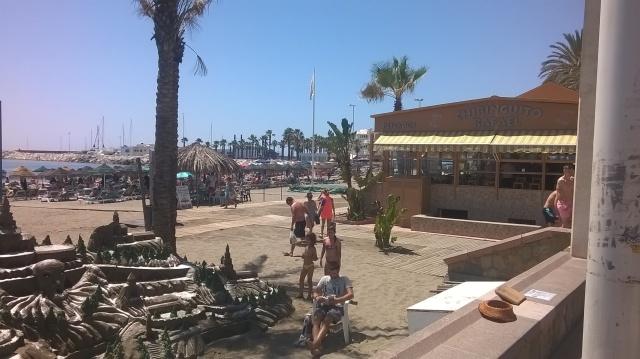 Beach Benalmadena 2