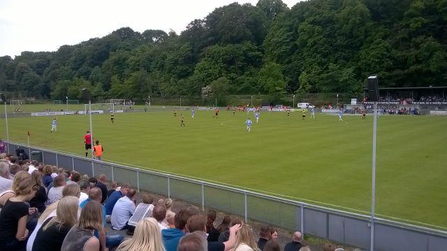 FC Helsingør against Nykøbing 130615