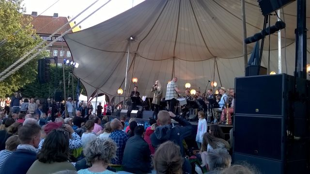 DR Big Band with Cæcilie Nordby 060715