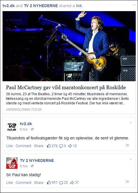 FB 040715 TV2 om Paul