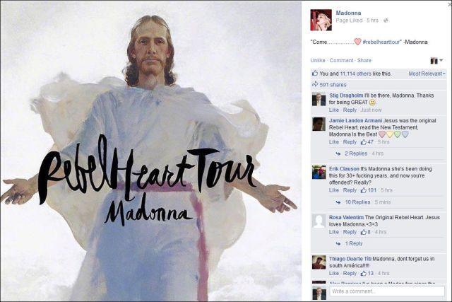 FB 231015 Madonna