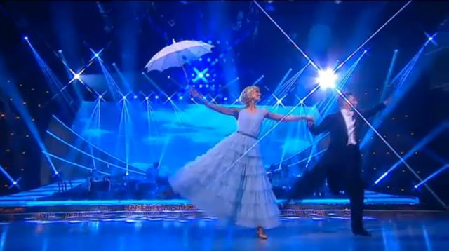 Vild med Dans Jenna og Patrick 161015