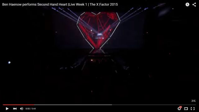 Ben Haenow beating heart 2