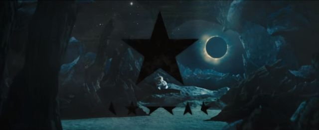 Bowie IS blackstar in the Villa of Ormen