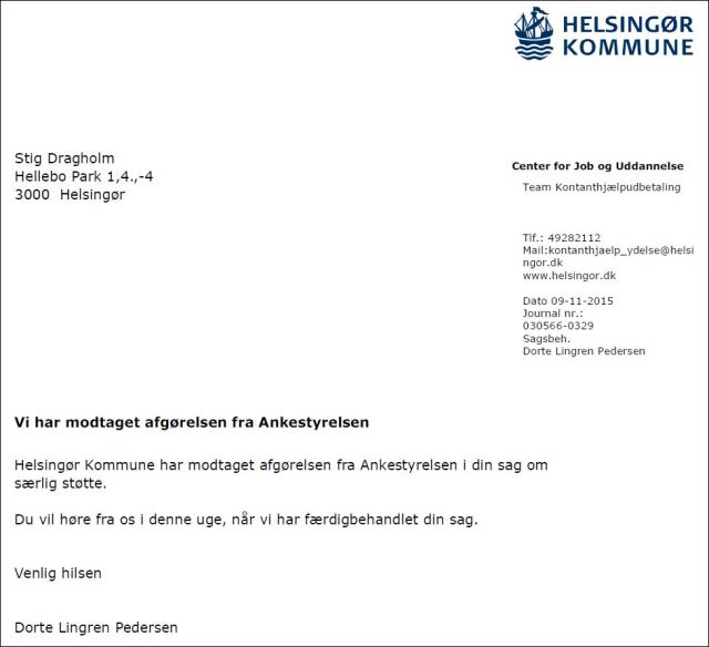 Helsingør Kommune 091115