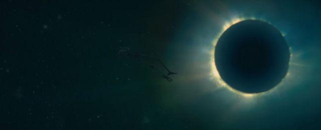 Major Tom returns home to Blackstar and the light