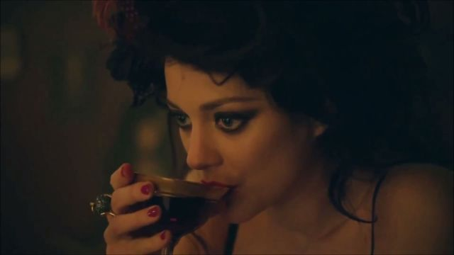 Prostitute is drinking the Cup of Blood - Filth