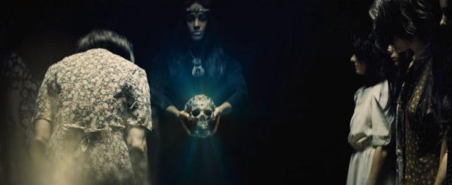 The skull of light