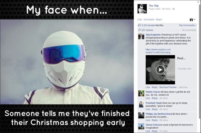 FB 071215 the Stig