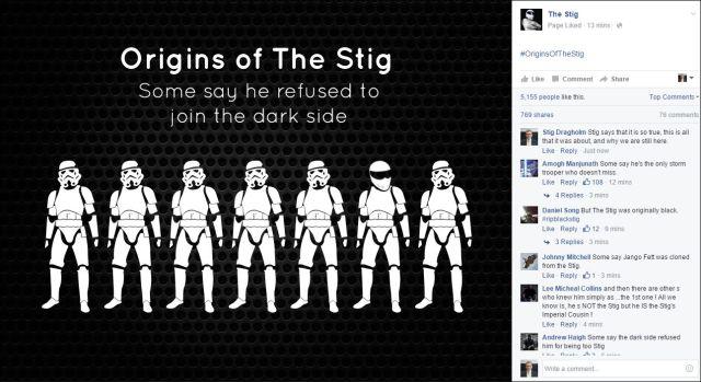FB 211215 the Stig