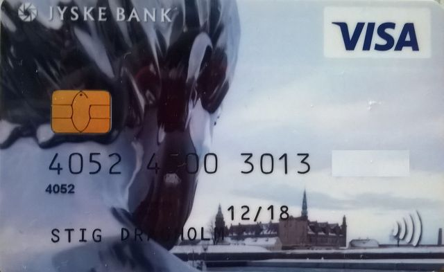 New debit card 2