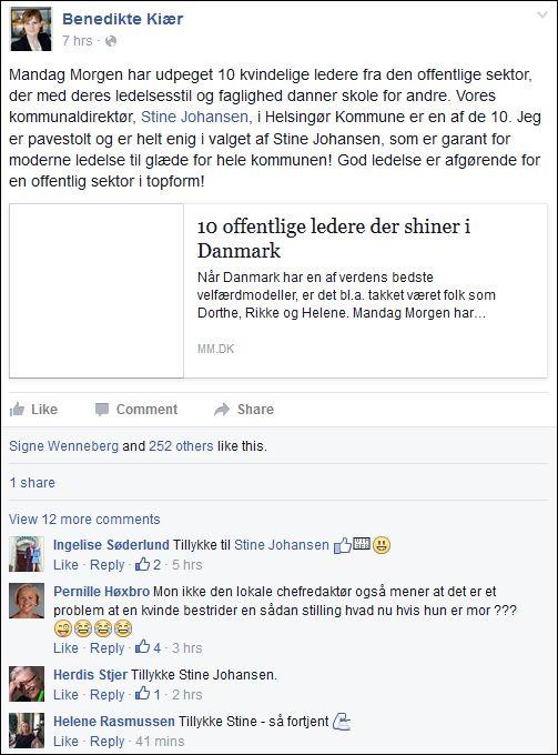 FB 040116 Benedikte
