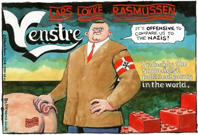 Illustration Steve Bell 2016