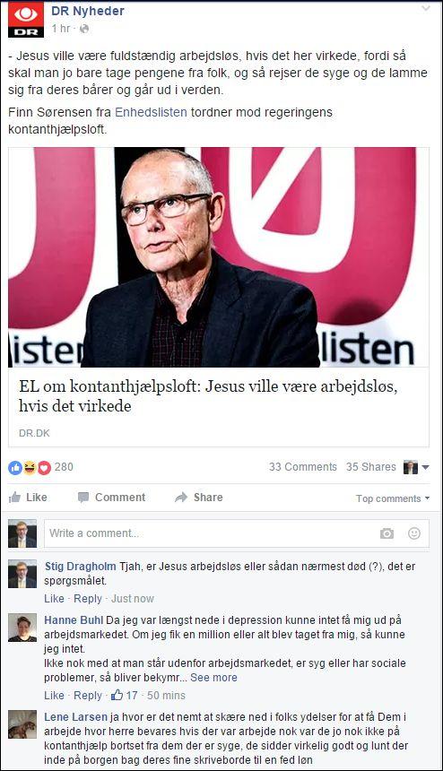 FB 160316 DR Nyheder