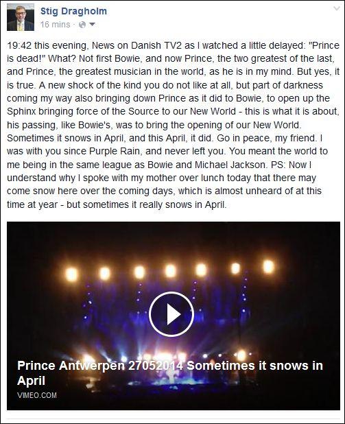 FB 210416 Stig om Prince
