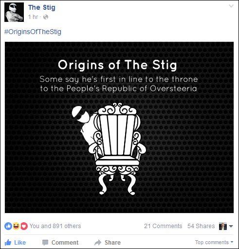 FB 210416 the Stig1