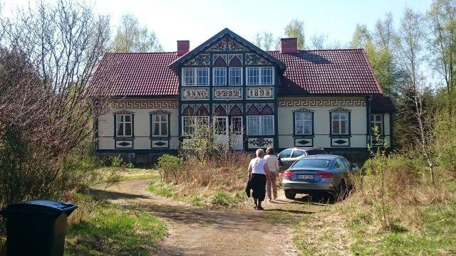 Derelict Farm, Göteryd, Sweden 080516