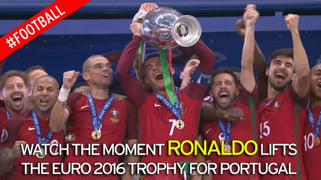 Ronaldo trophy